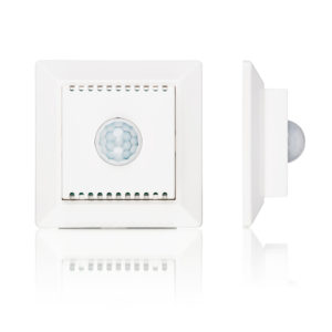 Eco Motion Detector AAA White