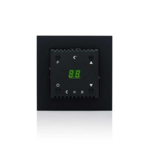 Eco Thermostat SI-4 16A Black