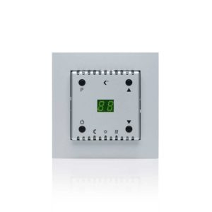 Eco Thermostat SI-4 16A Silver