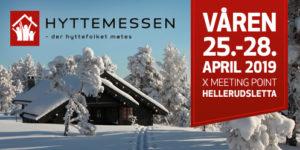 Hyttemessen 2019 Hellerud