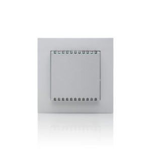 Eco Temperature Sensor AAA Silver