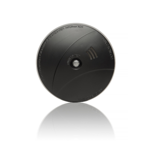 Eco Smoke Detector Black